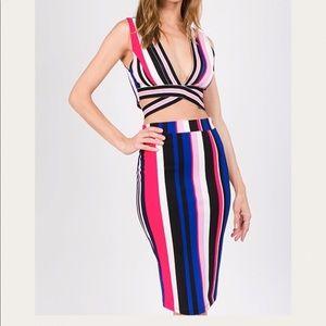 Dresses & Skirts - Retro Skirt Set